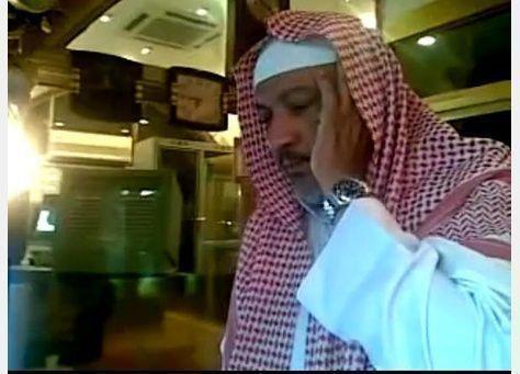 وفاة مؤذن الحرم المكي الشريف الشيخ محمد سراج