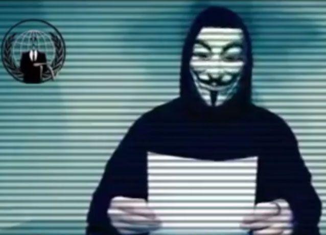 توقف خدمات مصرفية مع هجمات أنونيموس للإنترنت التركية باستهداف 400 ألف موقع
