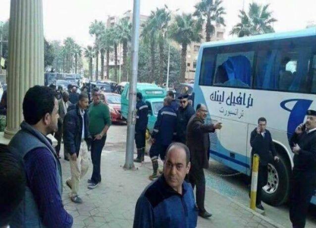 إطلاق نار على سياح من عرب إسرائيل في مصر ولا إصابات