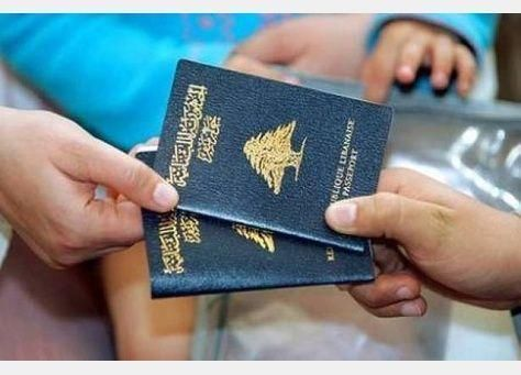 اللبنانيون مهددون بمنع سفرهم في مطارات العالم بسبب جوازات سفرهم غير المقروءة آليا