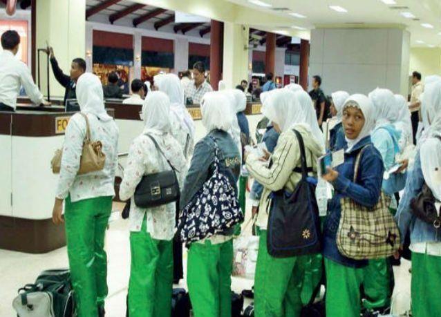 إندونيسيا توقف إرسال عمالتها للأفراد لـ 19 دولة تشمل كافة دول الخليج