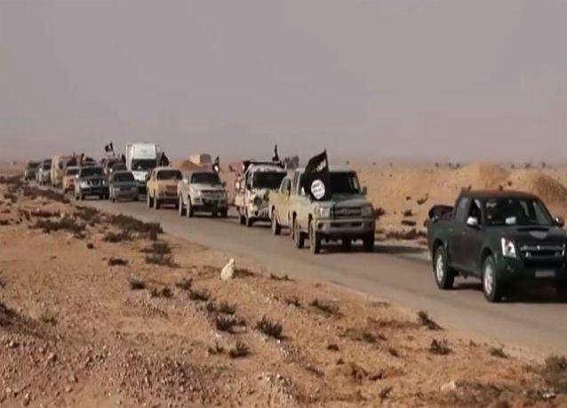 داعش يختطف 400 مدني على الأقل في دير الزور