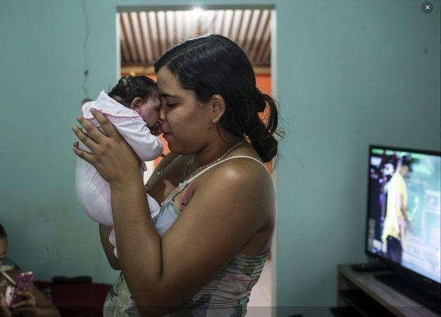 """الطلب من النساء تجنب الحمل في دول في أمريكا اللاتينية بسبب فيروس """"زيكا"""""""