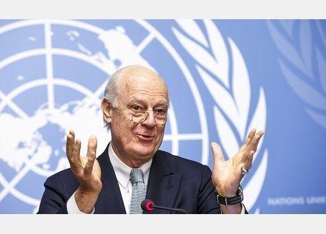 المعارضة السورية تقرر عدم المشاركة إلى محادثات جنيف الجمعة