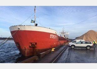 السويد تمنع سفينة تركية محملة بصواريخ ومتفجرات من السفر إلى الشرق الأوسط