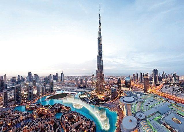دبي تستقبل 14.2 مليون زائر في العام 2015