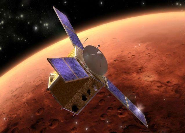 """الإمارات تتجه نحو المريخ عبر """"الفضاء الهندي"""""""