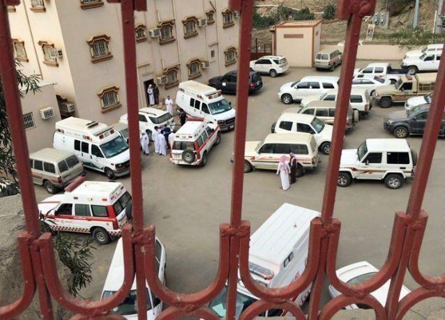 القبض على معلم يفتح النار ويقتل 6 من عائلة واحدة جنوب السعودية