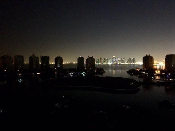 قطر: استمرار انقطاع الكهرباء عن جزيرة اللؤلؤة