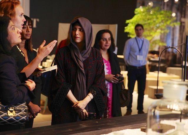 """انطلاق فعاليات النسخة الثالثة من """"موسم دبي الفني"""""""