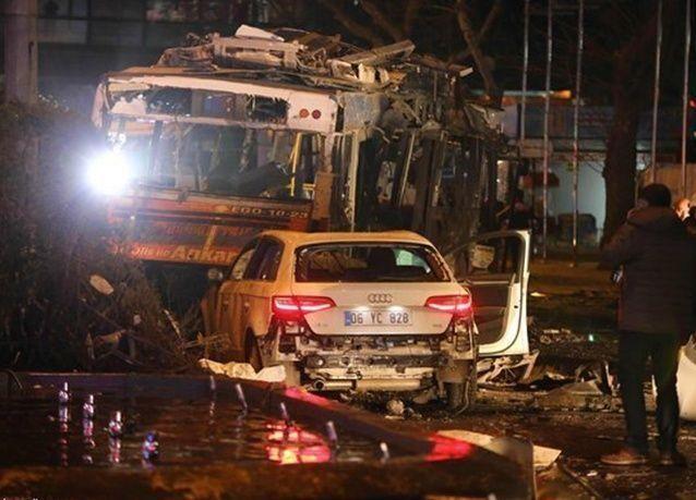 """نجاة عائلة سعودية بعد إصابتها في """"تفجيرات أنقرة"""""""