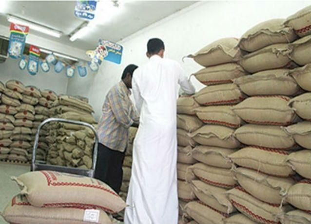السعودية .. 5.3 مليار ريال قيمة الواردات من الأرز في 2015
