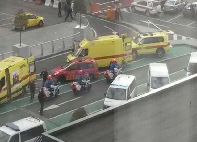 انفجار جديد في محطة للمترو في بروكسل