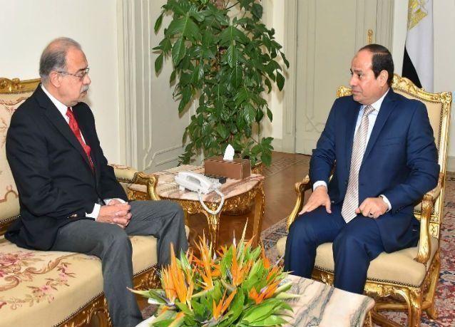 تعديل وزاري في مصر يشمل عشرة وزراء جدد