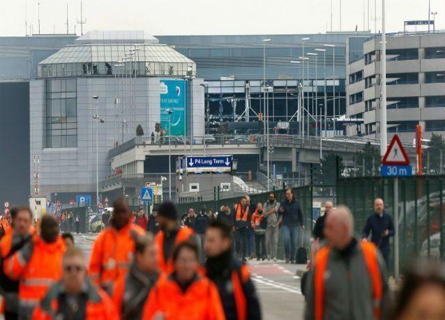 إلغاء مباراة ودية لكرة القدم بين بلجيكا والبرتغال بعد تفجيري بروكسل
