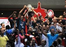 إنبي يهزم الزمالك ويحرز كأس مصر لكرة القدم