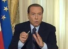 السجن 7 سنوات لرئيس الوزراء الإيطالي السابق برلسكوني