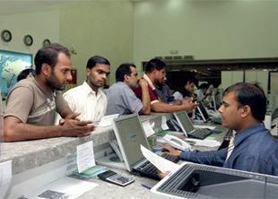 15 % زيادة في تحويلات المقيمين بالإمارات في رمضان