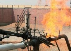 تفجير خط أنابيب غاز في اليمن