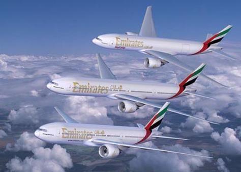 طيران الإمارات تزيد عدد رحلاتها إلى السعودية