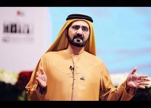 محمد بن راشد يطلق حملة لكسوة مليون طفل محروم حول العالم
