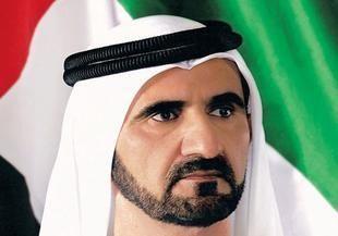 محمد بن راشد يعتمد مخطط عام شبكة قطارات دبي 2030
