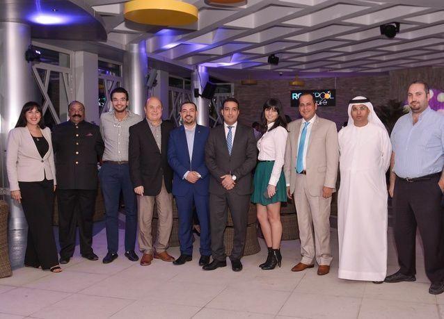فندق تريب باي ويندهام في أبوظبي  يطلق روك بول كافيه