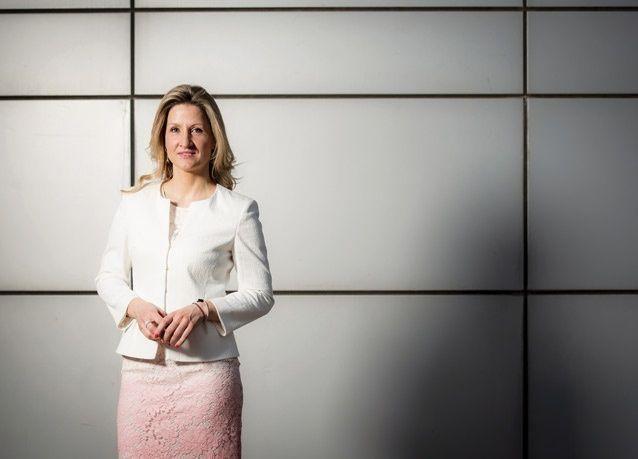 كاثرين هيرسيل: «سنتر بوينت» يفتح أبواب الاستثمار في لندن للقطريين