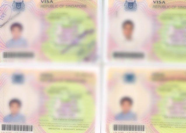 جمارك دبي تحبط تهريب 25 تأشيرة و3 جوازات مزورة قبل دخولها الدولة عبر مطار دبي
