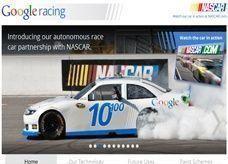 غوغل تتحدى سباق ناسكار للسيارات ببرنامج يقود السيارة ذاتيا