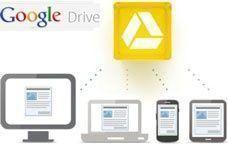 غوغل درايف Google Drive خدمة جديدة لتخزين ملفاتك من غوغل