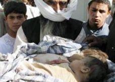 تشكيك بالمزاعم الأمريكية حول تفجير إرهابي مزعوم لطائرة عقب قتل أطفال أفغان