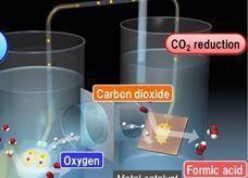 بالطاقة الشمسية، نظام لتحويل الكربون إلى مواد عضوية
