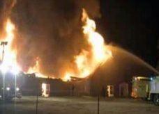 هجوم على مسجد وإحراقه في ولاية ميسوري الأمريكية