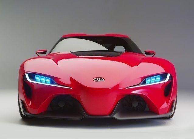 سيارة تويوتا التجريبية FT-1 تحدد مسار التصميم في المستقبل