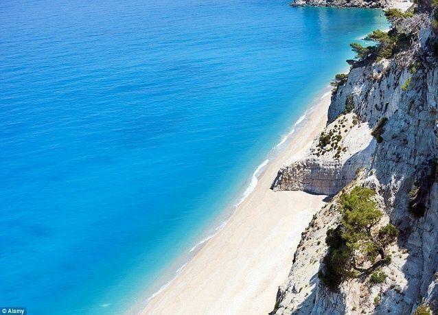 بالصور: الكشف عن أجمل الشواطئ في البحر المتوسط