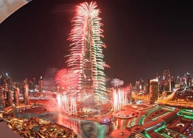 بالصور : أفضل المطاعم التي توفر إطلالة جميلة على مواقع الاحتفلات برأس السنة في الإمارات