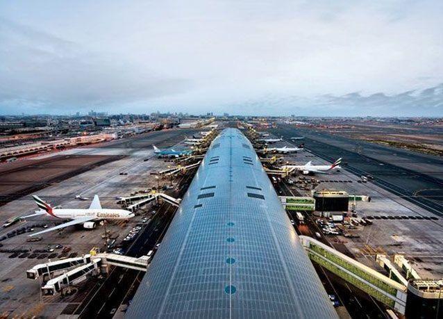 الكشف عن أكثر 10 مطارات عربية شحناً للبضائع