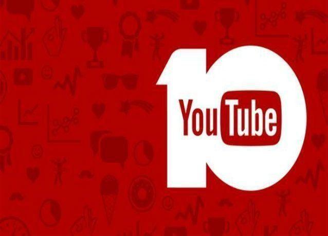 لا مقاطع عربية بين أكثر 10 فيديوهات مشاهدة على يوتيوب في 2015