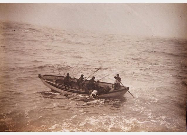100 عام على غرق تيتانيك (القصة الكاملة بالصور)