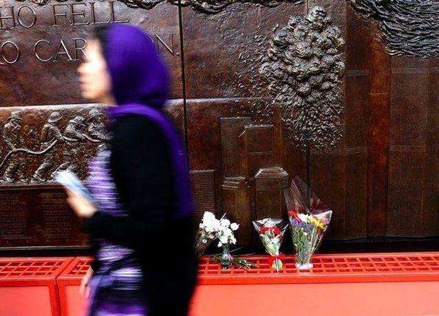 بالصور: أمريكا تحيي ذكرى هجمات 11 سبتمبر