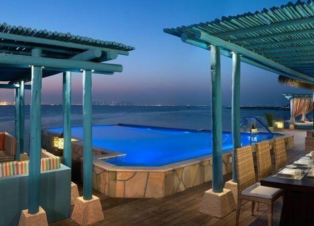 بالصور: افتتاح منتجع انانتارا الجزيرة في الدوحة