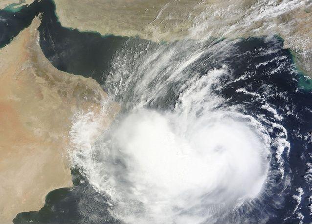 أشوبا تمر بسلام دون تأثير بأجواء الإمارات