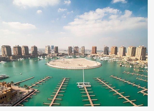 قطر : البدء بتأجير برج سيدرا في الؤلؤة