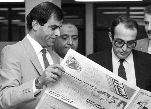 رحيل الإعلامي الفلسطيني نعيم جبارة