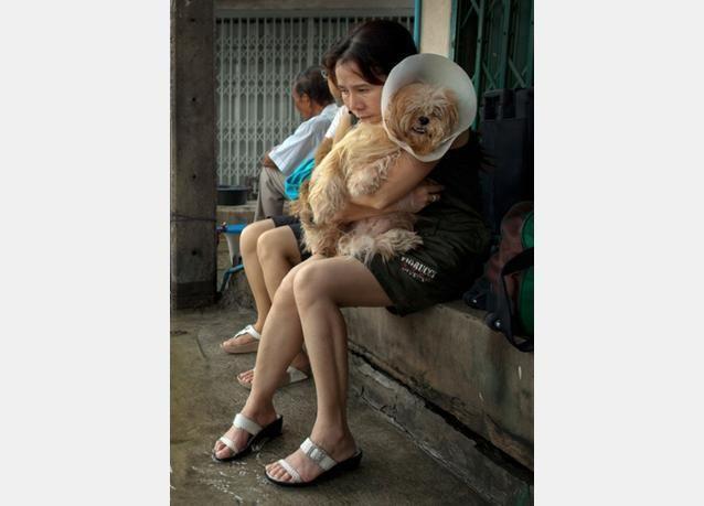 صور من تايلاند: الأمطار الموسمية تتسبب بأسوأ فيضانات منذ عقود