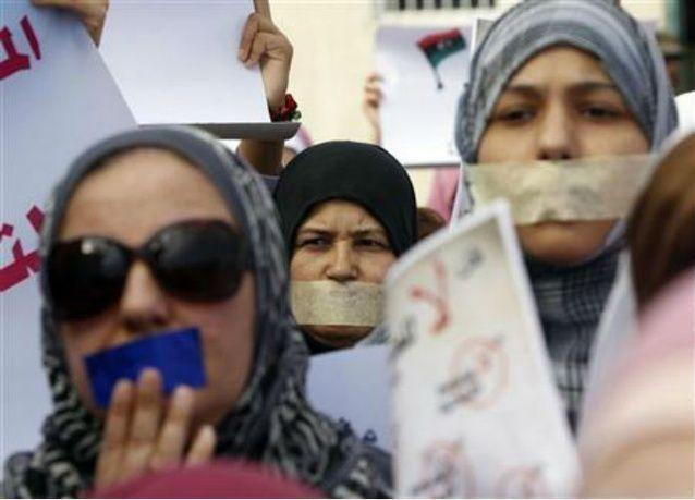 ليبيا تدفع تعويضات للمغتصبات خلال انتفاضة 2011