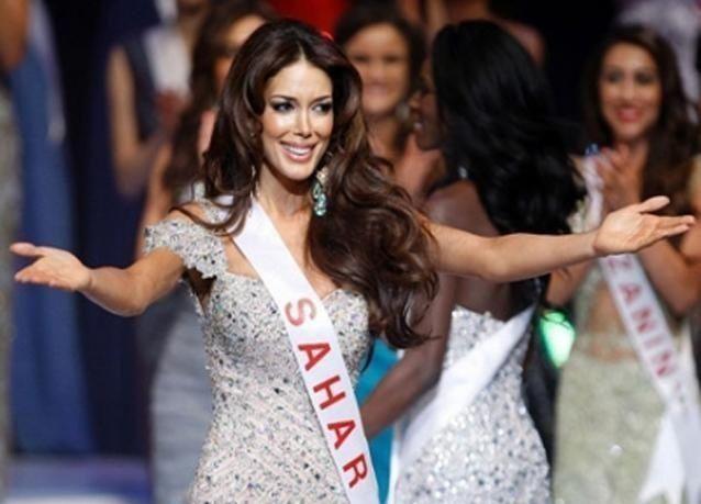 بالصور: إيرانية تتفوق على المتحول جنسياً وتفوز بلقب ملكة جمال كندا 2012
