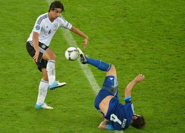 لقطات مجمّدة من بطولة يورو 2012