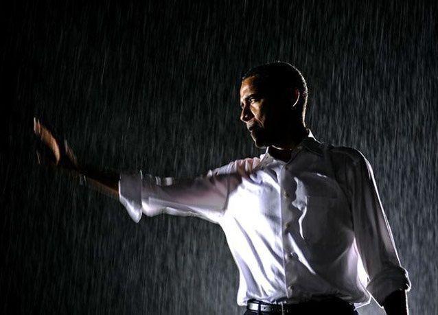 بالصور: باراك أوباما شخصية العام 2012